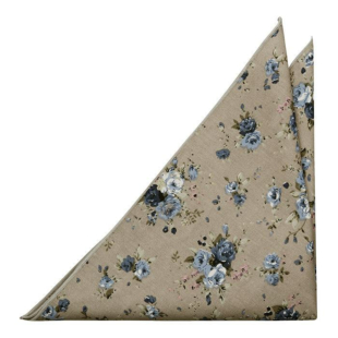 ANGENAM BEIGE pocket square