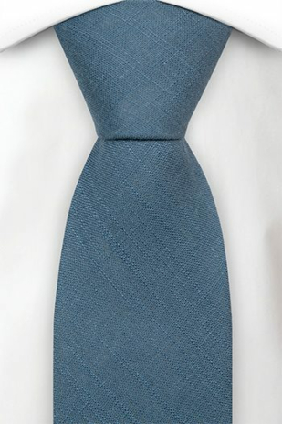 BASKETVEIL Blue tie