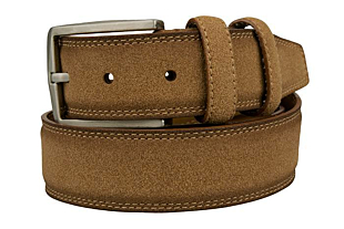 BORSTAD Gingerbread brown belt