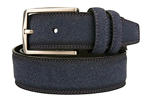 BORSTAD Midnight blue belt