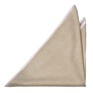 CLARENCE pocket square