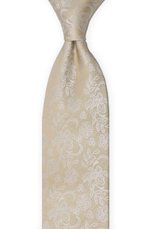 EVERAFTER Champagne gold tie