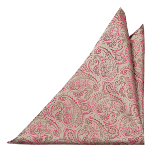 HANNIBAL pocket square