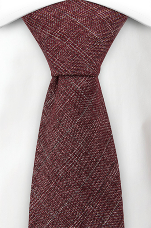 HOSTMYS RED classic tie