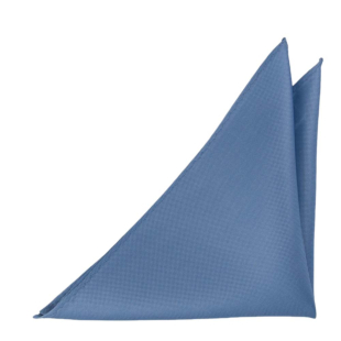 BROLLOP BLUE pocket square