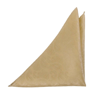 BRUD CHAMPAGNE pocket square