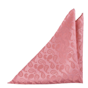 BRUD Pink pocket square
