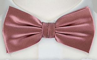 GULLEGRIS PINK pre-tied bow tie