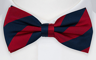 HYVENS RED bow tie