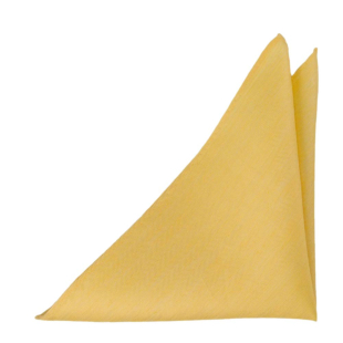 OGONSTEN YELLOW pocket square