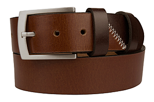 KAXIG Cognac brown belt
