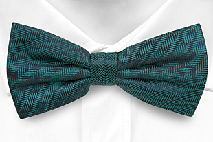 ORTWIN pre-tied bow tie