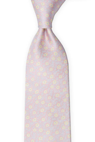 ROSYPOSY Pale pink tie