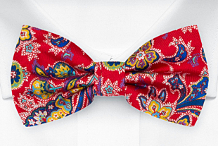 VIVACE Red bow tie