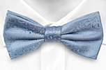 ALSKAD BLUE boy's bow tie