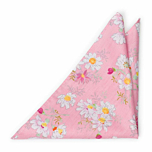 ASHPUTTEL Pink pocket square