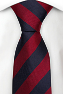 HYVENS RED classic tie