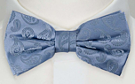 BRUD Blue boy's bow tie