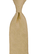 BRUD CHAMPAGNE classic tie