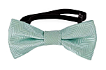 DRUMMEL Turquoise baby bow tie
