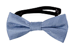 JAGGED Blue baby bow tie