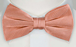 JAGGED Dusty pink boy's bow tie