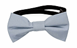 SOLID Baby blue baby bow tie