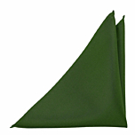 SOLID Green pocket square