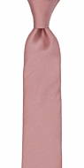 SOLID Mauve boy's tie medium