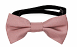 SOLID Mauve baby bow tie