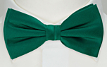 SOLID Pine pre-tied bow tie