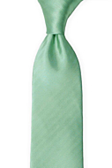 JAGGED Seafoam turquoise classic tie