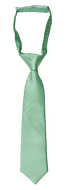 JAGGED Seafoam turquoise boy's tie small pre-tied