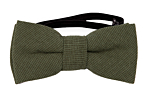 MOREAMORE Seaweed green baby bow tie