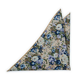 ROSYFIZZ Champagne pocket square