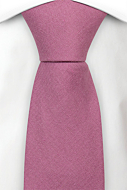 WISTFUL Old pink classic tie