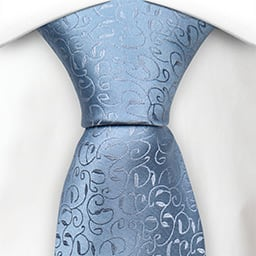 Notch Alskad Blue tie