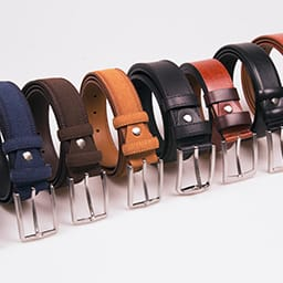 Belts from Tieroom
